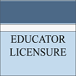 Licensure for Educators